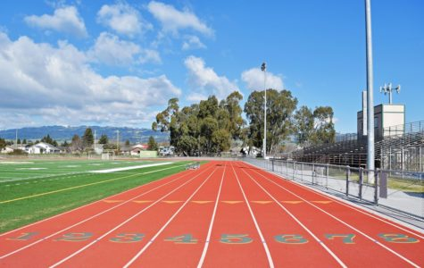 Track Team's Field Finally Completes Construction