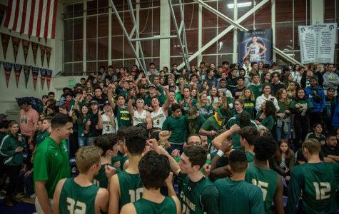 Winner, Winner, Chicken Dinner: Boys Basketball Defeats Petaluma