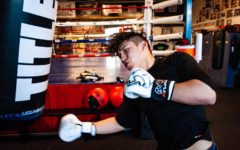 Boxing's Popularity Continues in Petaluma