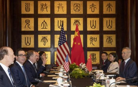 Chinese Officials Not Only Involved In Trade War