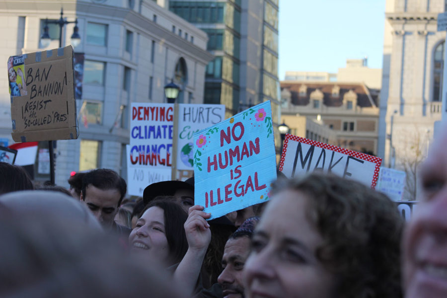 San Francisco Protests Against Muslim Ban