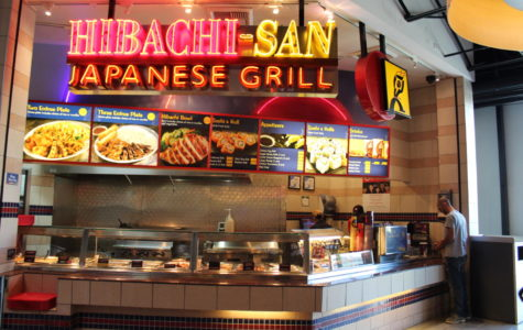Review: Mall Food Court Options