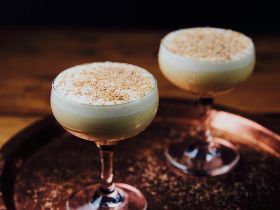 Eggnog is a symbol of the warmth and comfort that accompanies the holiday season.