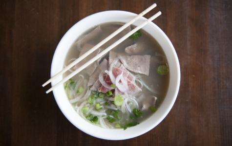 The Gaucho Gazette staff reviews pho (a Vietnamese noodle soup) options around Petaluma.
