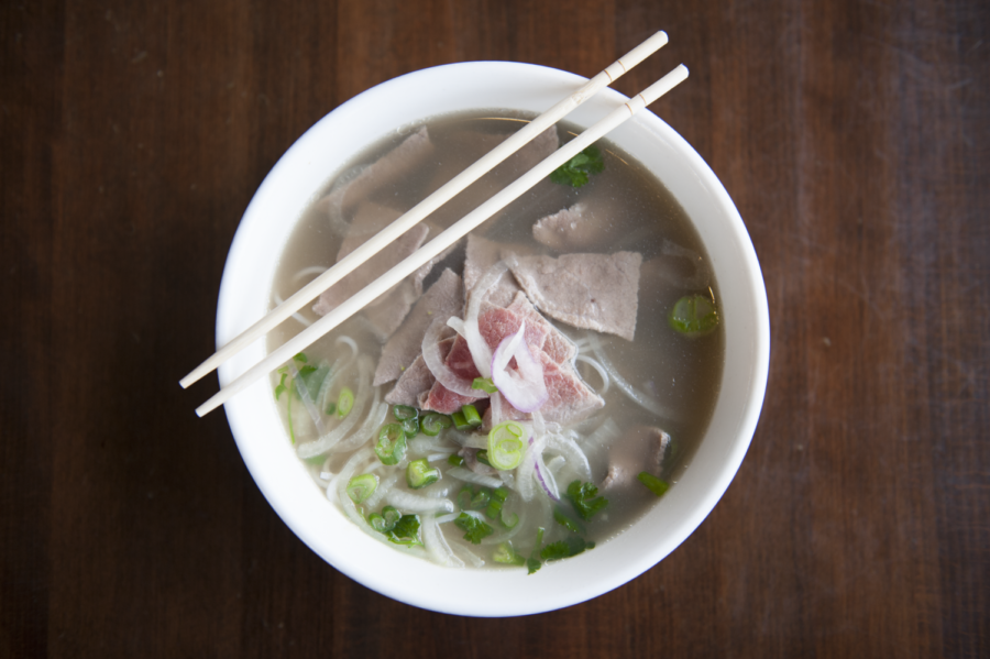 The Gaucho Gazette staff reviews pho (a Vietnamese noodle soup) options around Petaluma.