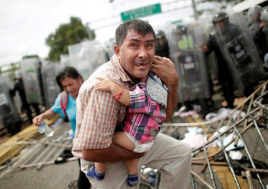 Migrant Caravan - Translation