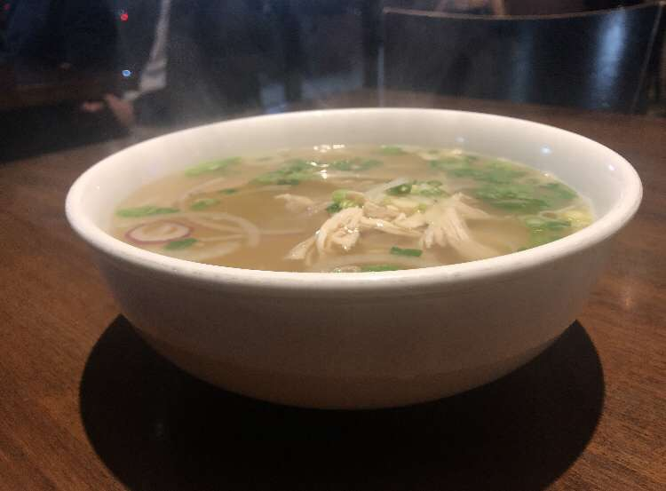 Alice Antony reviews Simmer's famous pho dishes.