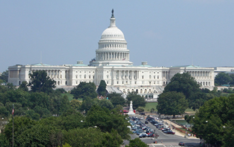 Washington, D.C. is the center of government affairs.