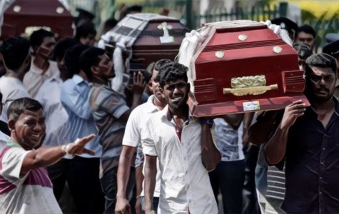 On April 21, Easter Sunday became a day of grieving and great loss in Colombo, Sri Lanka.