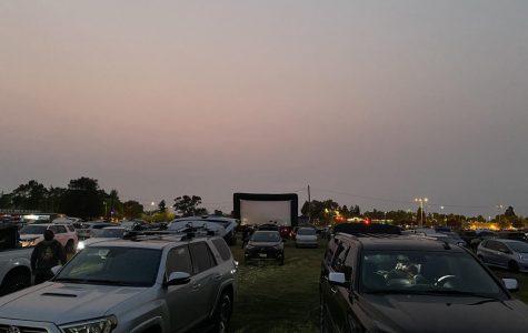 Drive-In Movie at the Petaluma Fairgrounds
