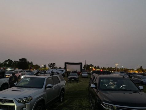 Drive-In Movie at the Petaluma Fairgrounds