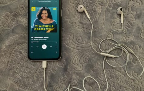 "Review: ""The Michelle Obama Podcast"" Offers Insight and Guidance During a Time of Need"