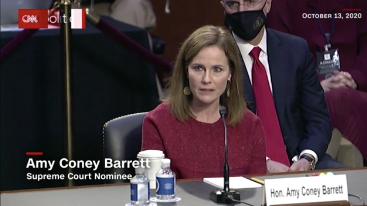 Amy Coney Barrett Has Been Confirmed