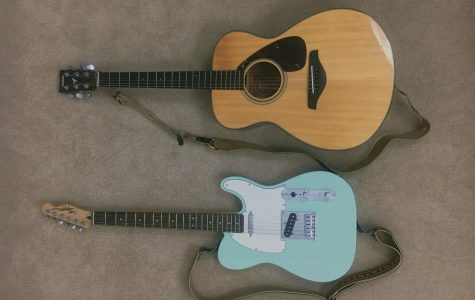 Return of the Guitar: Students turn to self-taught skills with new free time