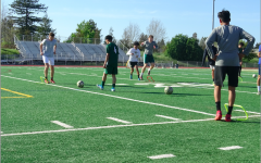 Boys soccer takes a new approach to practicing