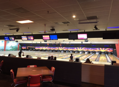 Back At The Lanes