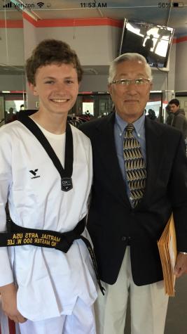 Senior Opinion: My Taekwondo Experience