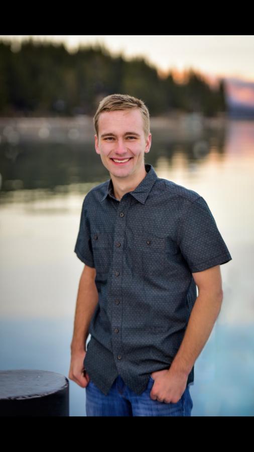 Star Senior: Luke Baird