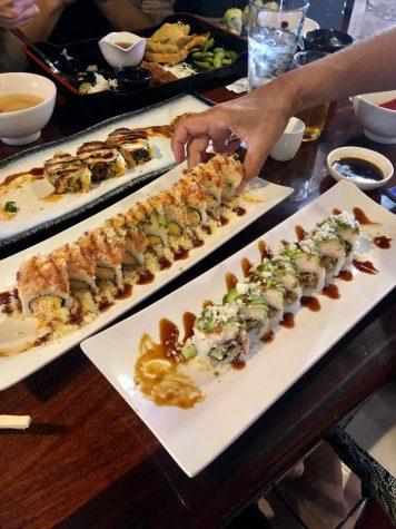 O! Sushi Review